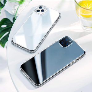 Crystal Clear Soft TPU Case for iPhone