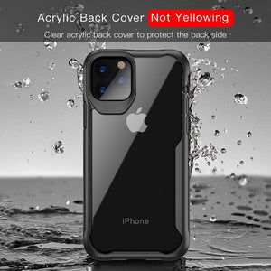 Luxury Shockproof Armor Case For iPhone
