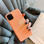 Luxury Shiny Laser PU Leather Case for iPhone
