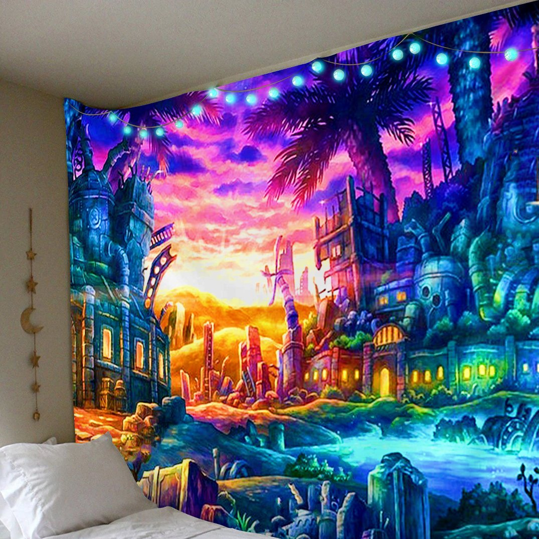 Magic Land Tapestry