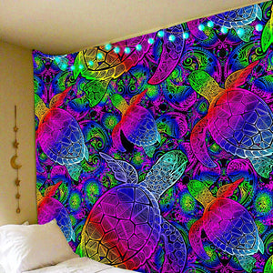 Sea Turtle Tapestry