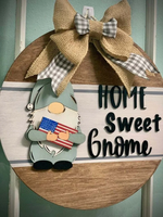 50% OFF Mother's Day Promotion | Gnome Door Hanger