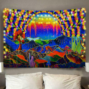 Melting Universe Tapestry
