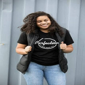 Perfection Tee - It's ALL About Loving Yourself, Self Love
