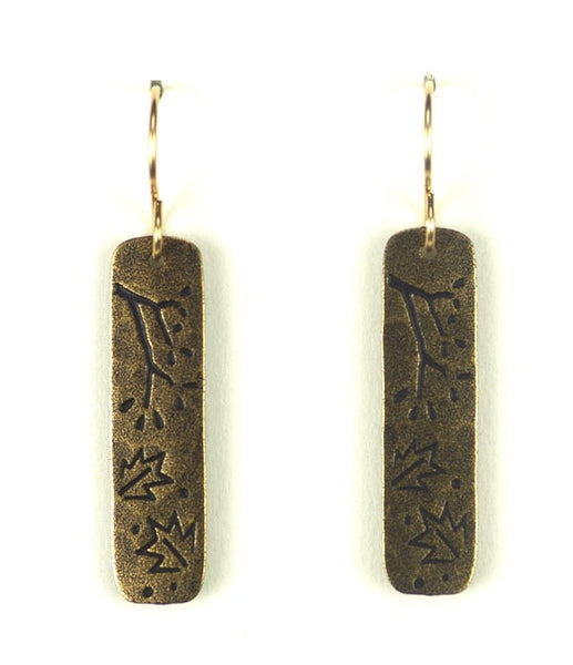 Tree Branch Earring