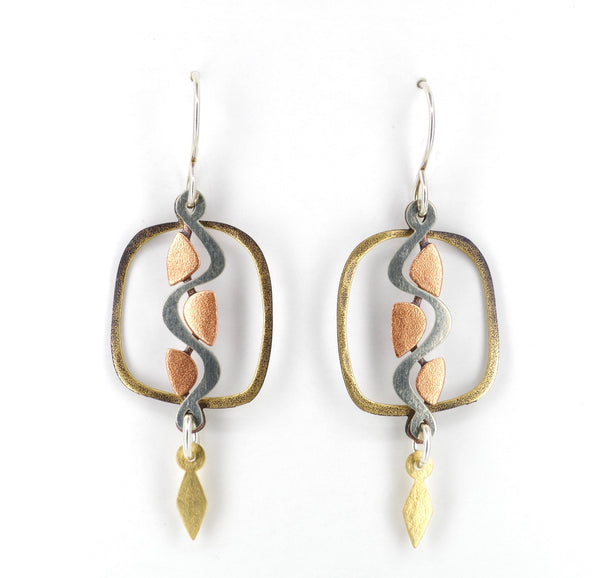 Formica Earrings