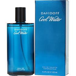 COOL WATER by Davidoff - EDT SPRAY 4.2 OZ