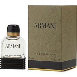 ARMANI by Giorgio Armani - EDT .17 OZ MINI