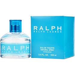 RALPH by Ralph Lauren - EDT SPRAY 3.4 OZ