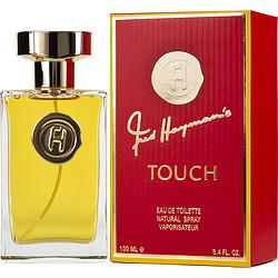 TOUCH by Fred Hayman - EDT SPRAY 3.4 OZ