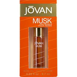 JOVAN MUSK by Jovan - PERFUME OIL .33 OZ