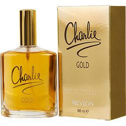 CHARLIE GOLD by Revlon - EDT SPRAY 3.4 OZ