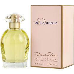 SO DE LA RENTA by Oscar de la Renta - EDT SPRAY 3.4 OZ