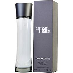 ARMANI MANIA by Giorgio Armani - EDT SPRAY 3.4 OZ