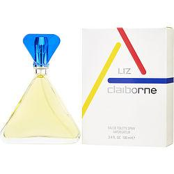 CLAIBORNE by Liz Claiborne - EDT SPRAY 3.4 OZ