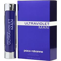 ULTRAVIOLET by Paco Rabanne - EDT SPRAY 3.4 OZ
