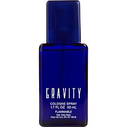 GRAVITY by Coty - COLOGNE SPRAY 1.7 OZ (UNBOXED)