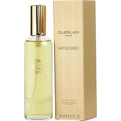 MITSOUKO by Guerlain - EDT SPRAY REFILL 3.1 OZ