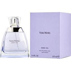 VERA WANG SHEER VEIL by Vera Wang - EAU DE PARFUM SPRAY 3.4 OZ