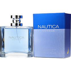 NAUTICA VOYAGE by Nautica - EDT SPRAY 3.4 OZ