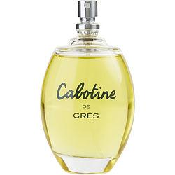 CABOTINE by Parfums Gres - EAU DE PARFUM SPRAY 3.4 OZ *TESTER