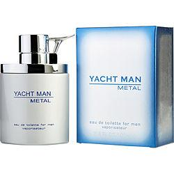 YACHT MAN METAL by Myrurgia - EDT SPRAY 3.4 OZ