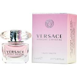 VERSACE BRIGHT CRYSTAL by Gianni Versace - EDT .17 OZ MINI