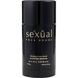 SEXUAL by Michel Germain - DEODORANT STICK ALCOHOL FREE 2.8 OZ