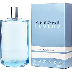CHROME LEGEND by Azzaro - EDT SPRAY 4.2 OZ