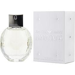 EMPORIO ARMANI DIAMONDS by Giorgio Armani - EAU DE PARFUM SPRAY 1.7 OZ