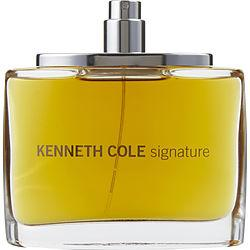 KENNETH COLE SIGNATURE by Kenneth Cole - EDT SPRAY 3.4 OZ *TESTER