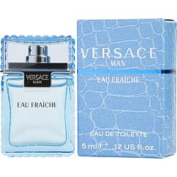 VERSACE MAN EAU FRAICHE by Gianni Versace - EDT .17 OZ MINI