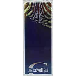 JUST CAVALLI BLUE by Roberto Cavalli - EDT SPRAY 2 OZ *TESTER