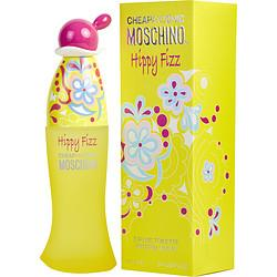 MOSCHINO CHEAP & CHIC HIPPY FIZZ by Moschino - EDT SPRAY 3.4 OZ