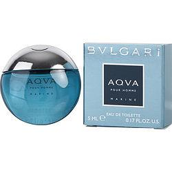 BVLGARI AQUA MARINE by Bvlgari - EDT .17 OZ MINI