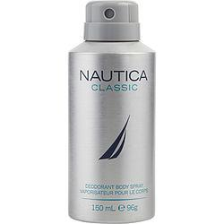 NAUTICA by Nautica - DEODORANT BODY SPRAY 5 OZ