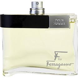 F BY FERRAGAMO by Salvatore Ferragamo - EDT SPRAY 3.4 OZ *TESTER