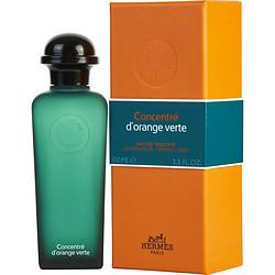 HERMES D'ORANGE VERT CONCENTRE by Hermes - EDT SPRAY 3.3 OZ