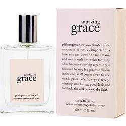 PHILOSOPHY AMAZING GRACE by Philosophy - EDT SPRAY 2 OZ