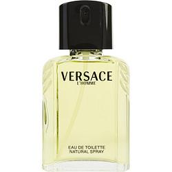 VERSACE L'HOMME by Gianni Versace - EDT SPRAY 3.4 OZ *TESTER