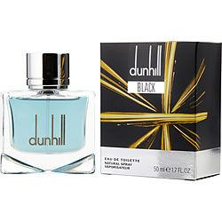 DUNHILL BLACK by Alfred Dunhill - EDT SPRAY 1.7 OZ