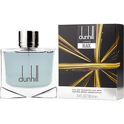 DUNHILL BLACK by Alfred Dunhill - EDT SPRAY 3.3 OZ