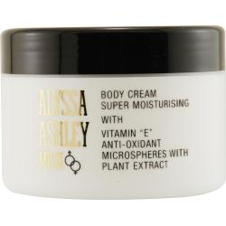 ALYSSA ASHLEY MUSK by Alyssa Ashley - BODY CREAM 8.5 OZ