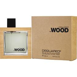 HE WOOD by Dsquared2 - EDT SPRAY 3.4 OZ