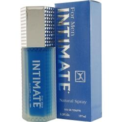 INTIMATE BLUE by Jean Philippe - EDT SPRAY 3.4 OZ