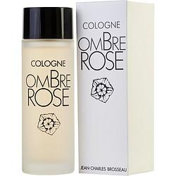 OMBRE ROSE by Jean Charles Brosseau - EAU DE COLOGNE SPRAY 3.4 OZ
