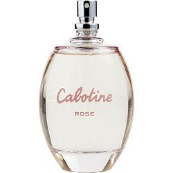 CABOTINE ROSE by Parfums Gres - EDT SPRAY 3.4 OZ *TESTER