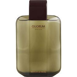QUORUM by Antonio Puig - AFTERSHAVE 3.4 OZ (UNBOXED)