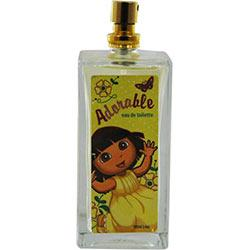 DORA THE EXPLORER by Compagne Europeene Parfums - ADORABLE EDT SPRAY 3.4 OZ *TESTER
