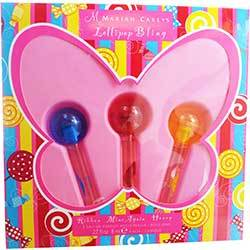 MARIAH CAREY LOLLIPOP BLING VARIETY by Mariah Carey - 3 PIECE MINI VARIETY SET WITH LOLLIPOP BLING HONEY & LOLLIPOP BLING MINE AGAIN & LOLLIPOP BLING RIBBON AND ALL ARE EAU DE PARFUM .27 OZ ROLLERBALL MINIS